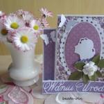 Urodzinowa dama fioletowa